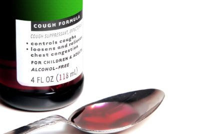 Illustration of Side Effects If The Child Consumes Cough Medicine?