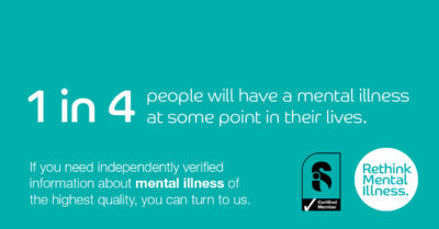 Illustration of Cause People Who Experience Mental Disorders Never Feel Sick?