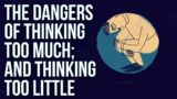 The Cause Is Always Thinking Badly Of People?