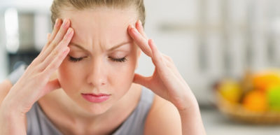 Illustration of Headaches When You Are Experiencing An Increase In Stomach Acid?