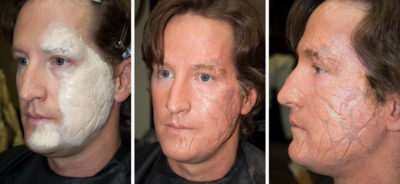 Illustration of How To Get Rid Of Latex Sticking To Facial Skin?