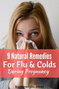 Illustration of Take Herbal Medicines To Treat Colds During Pregnancy?