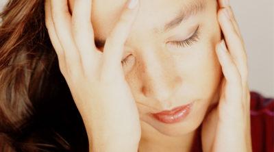 Illustration of The Cause Is Often Dizziness, Blurred Vision, Nausea, Tremor And Fatigue?