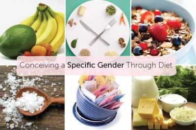 Illustration of Foods That Can Be Consumed During A Boy's Pregnancy Program?