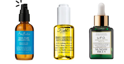 Illustration of The Use Of Facial Oil For Oily And Smooth Face Conditions?