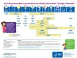 Infants Aged 6 Months Have Never Been Immunized?