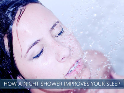 Illustration of Nighttime Bathing Effect For Teenagers?