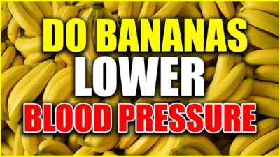 Illustration of Can Bananas Reduce Blood Pressure?
