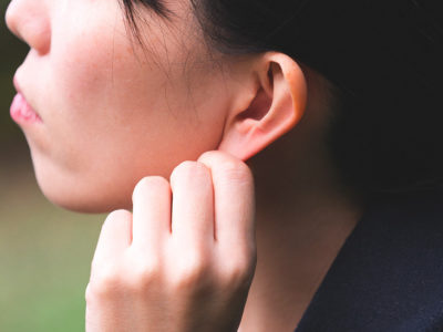 Illustration of It Feels Fluid In The Ear After Stopping Using Ear Drops?