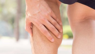 Illustration of Pain In The Calf And Can Not Stand Long?