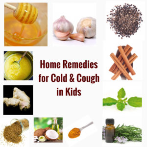 Illustration of How To Cure Dry Cough And Fever In Children?