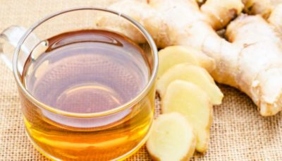 Illustration of Can I Make Ginger Water Mixed With Sugar?