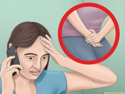 Illustration of Never Check The Position Of The IUD KB After A Cesarean Section?