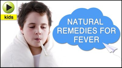 Illustration of Overcoming Fever Up And Down Accompanied By Weakness In Children Aged 1 Year?