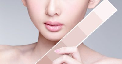 Illustration of Overcome Facial Blushing Easily After Using Whitening Cream?