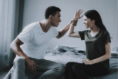 Illustration of Overcoming Fear When Meeting Other People Due To Experiencing Domestic Violence?