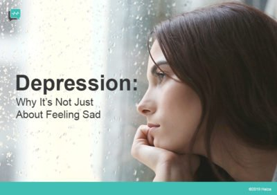 Illustration of Prolonged Sadness Accompanied By Feelings Of Suicide?
