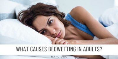 Illustration of Overcome Bedwetting Often In Adulthood?