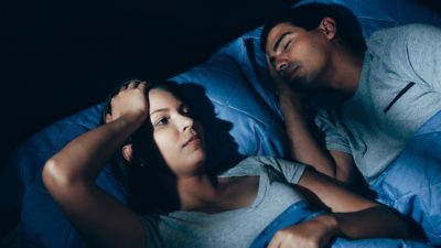 Illustration of Feeling Sad And Restless After Separating From Your Partner?