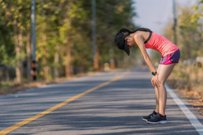 Illustration of Dizziness, Dizzy Eyes And Nausea After Running?