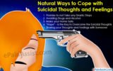 How To Overcome Suicidal Thoughts?