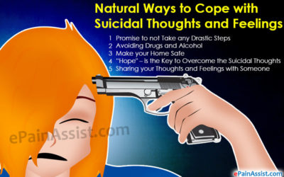 Illustration of How To Overcome Suicidal Thoughts?