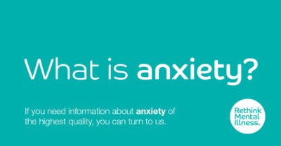 Illustration of Feeling Anxious, Panicked And Trying To Avoid?