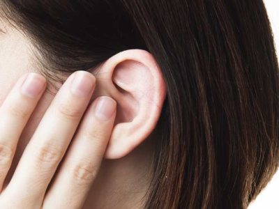 Illustration of Lumps In The Ear Accompanied By Pain?