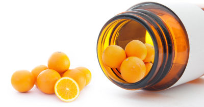 Illustration of Is It Dangerous If You Take Vitamin C Together With Blood Booster Medication?