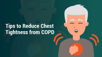 Illustration of Chest Feels Heavy When Taking A Deep Breath?