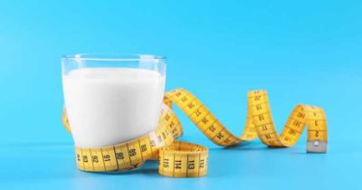Illustration of Does Calcium-containing Milk Can Fatten The Body?
