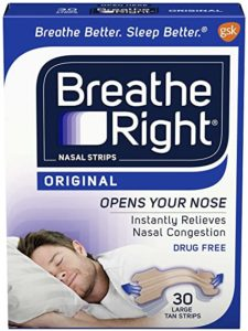 Illustration of Nasal Congestion Accompanied By Shortness Of Breath When Sleeping In An Oblique Position?