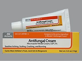 Illustration of Is It Dangerous To Use Long-term Anti-fungal Ointment?