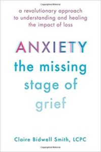 Illustration of Stress And Anxiety When Hearing The Story Of Death?