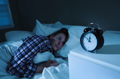 Illustration of How To Deal With Anxiety Before Going To Sleep?
