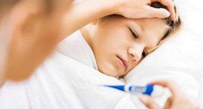 Illustration of The Cause Of Fever Accompanied By Chills In Children?
