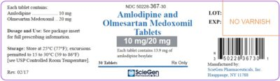 Illustration of Can Consumption Of Amlodipine And Antacids Be Concurrent?