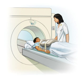 Illustration of Can I Do An MRI Examination Even Though The ECHO Is Good?