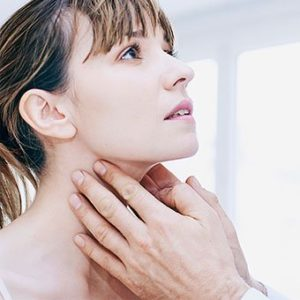 Illustration of Swollen Lymph Glands That Do Not Go Flat Even Though It Has Been Treated?