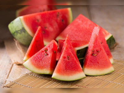 Illustration of Can I Consume Blood Booster Medication After Consuming Watermelon?