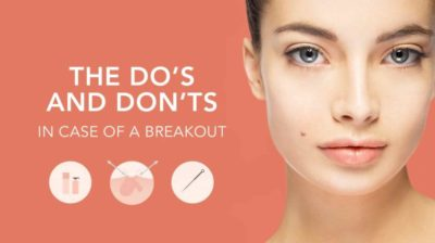 Illustration of How Do You Get Rid Of Zits So They Don't Appear Again?