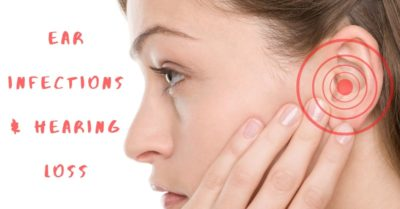 Illustration of Ear Pain With Hearing Loss?