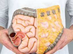Illustration of Abdominal Pain Immediately After Eating And Some Nausea?