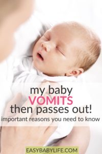 Illustration of An 8-month Baby Suddenly Falls Limp And Does Not Respond To Calls?