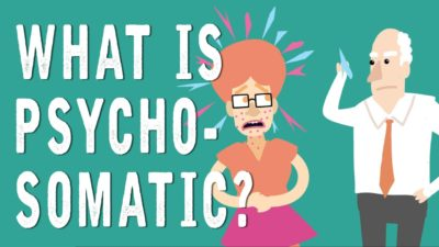 Illustration of What Is Psychosomatic?