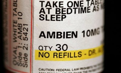 Illustration of Sleeping Pills Are Safe For Consumption By The Elderly Who Take Antihypertensive Drugs?