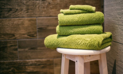 Illustration of Can I Lend A Washed Towel To Someone Else?