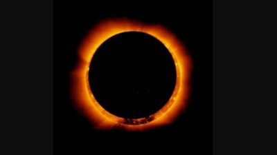 Illustration of The Myth Of The Ring Solar Eclipse For Pregnant Women?