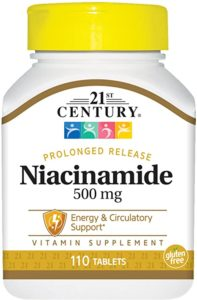 Illustration of The Content Of Niaciminida In Vitamin Supplements?