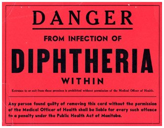 Illustration of The Possibility Of Getting Diphtheria Again?